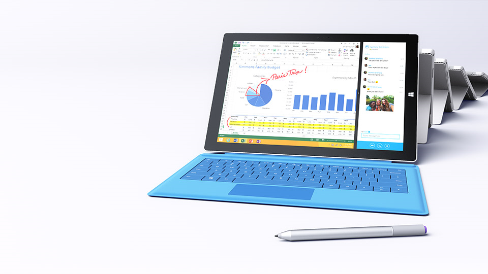 Surface Pro 3 from Microsoft